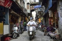 Punjabi Drive Scooter Amristar Punjab India