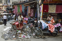 Street Life Amristar Punjab India