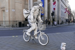 Mimo on Bike Street for National Gallery London England