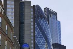 The Gherkin Face London England
