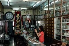 Traditional Chinese Medicine Shop Malacca Malaysia