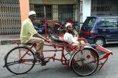 Risciò Trasportation Terengganu Malaysia