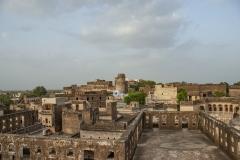 Bikaner Roofs Urban Landscape Rajasthan India