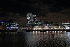 Tower of London Night Landscape London England