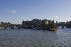 Pont Neuf Landscape Paris France