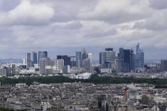 La Defence Landscape Paris France