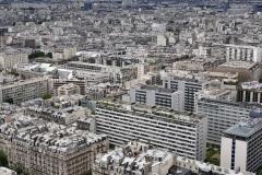Paris Roofs Landscape France