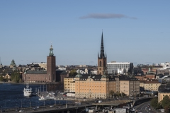 Urban Landscape Stockholm Sveden