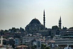 Hagia Sophia Landscape Istanbul Turkey