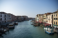 Grand Canal Landscape Venice Italy