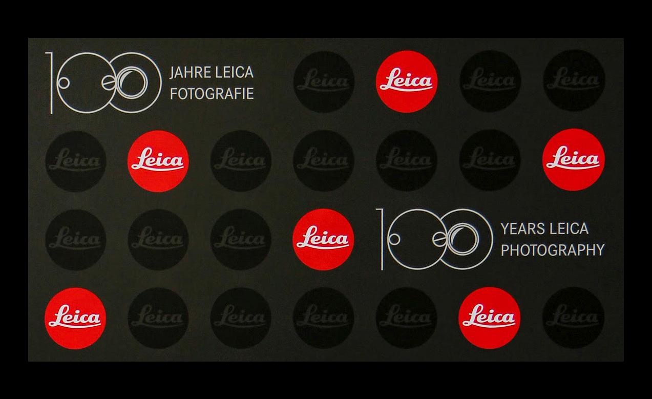 100 Years Leica Photograhy