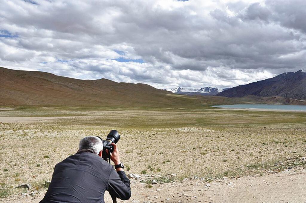 Alessandro Scarabelli Bio beautiful Shot in Ladakh