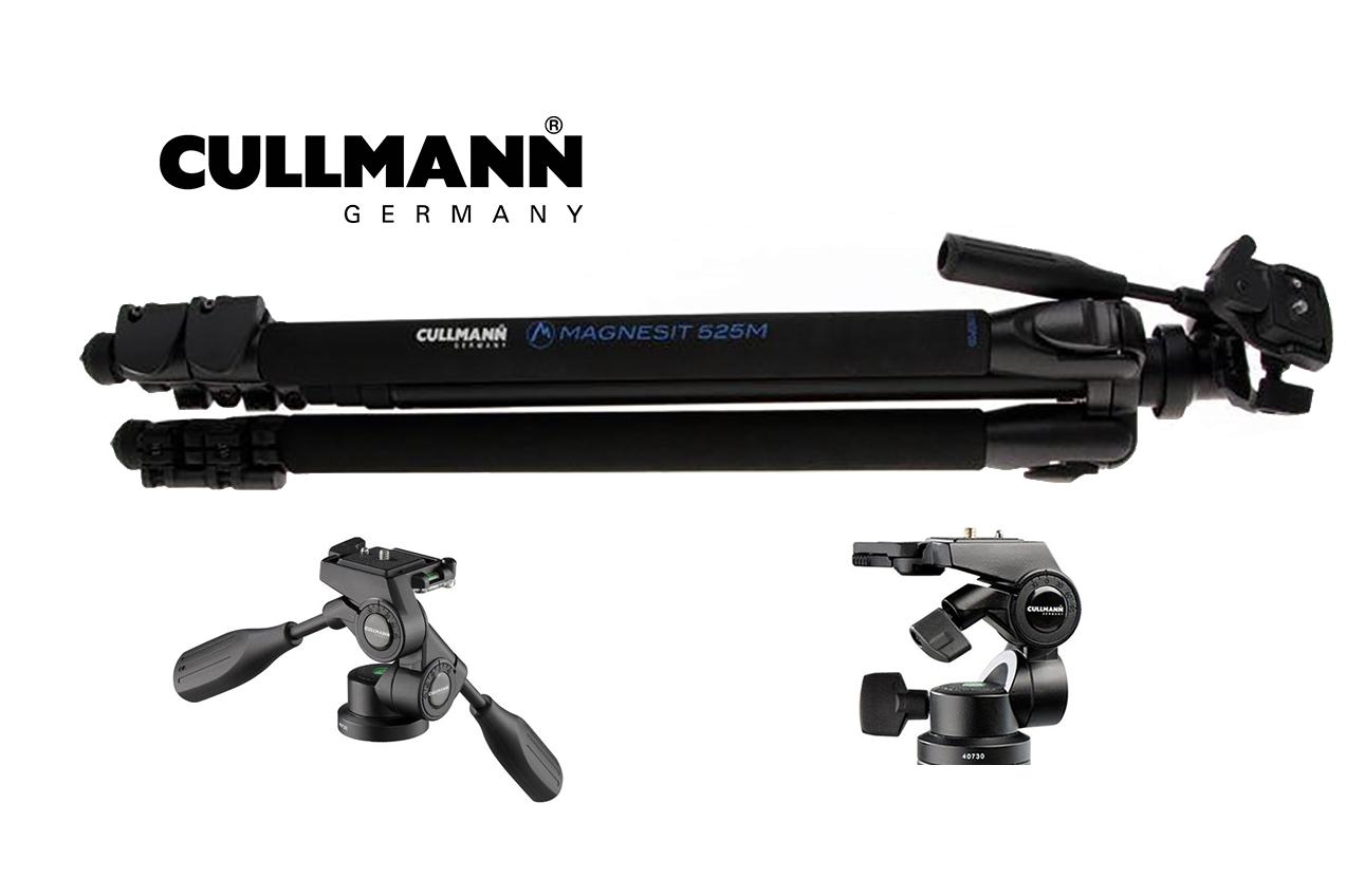 Cullmann Tripod Magnesit 528