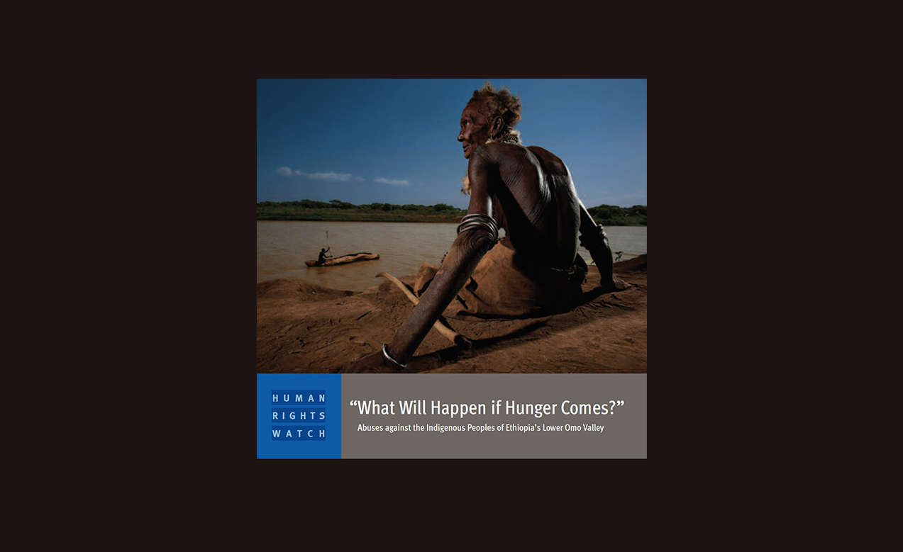 Human Rights Watch Report Ethiopia