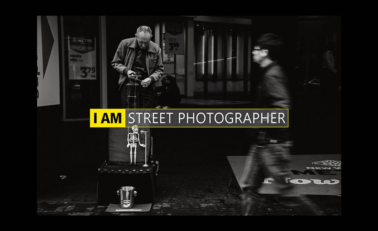 I'Am Street Photographer