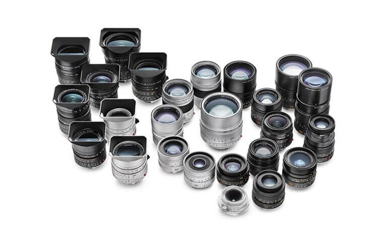 Leica M Lens System