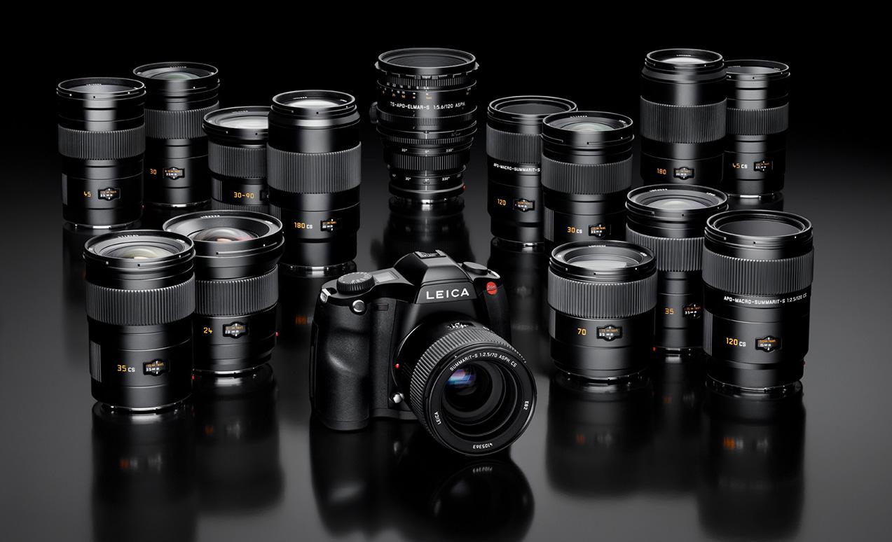 Leica S Lenses System