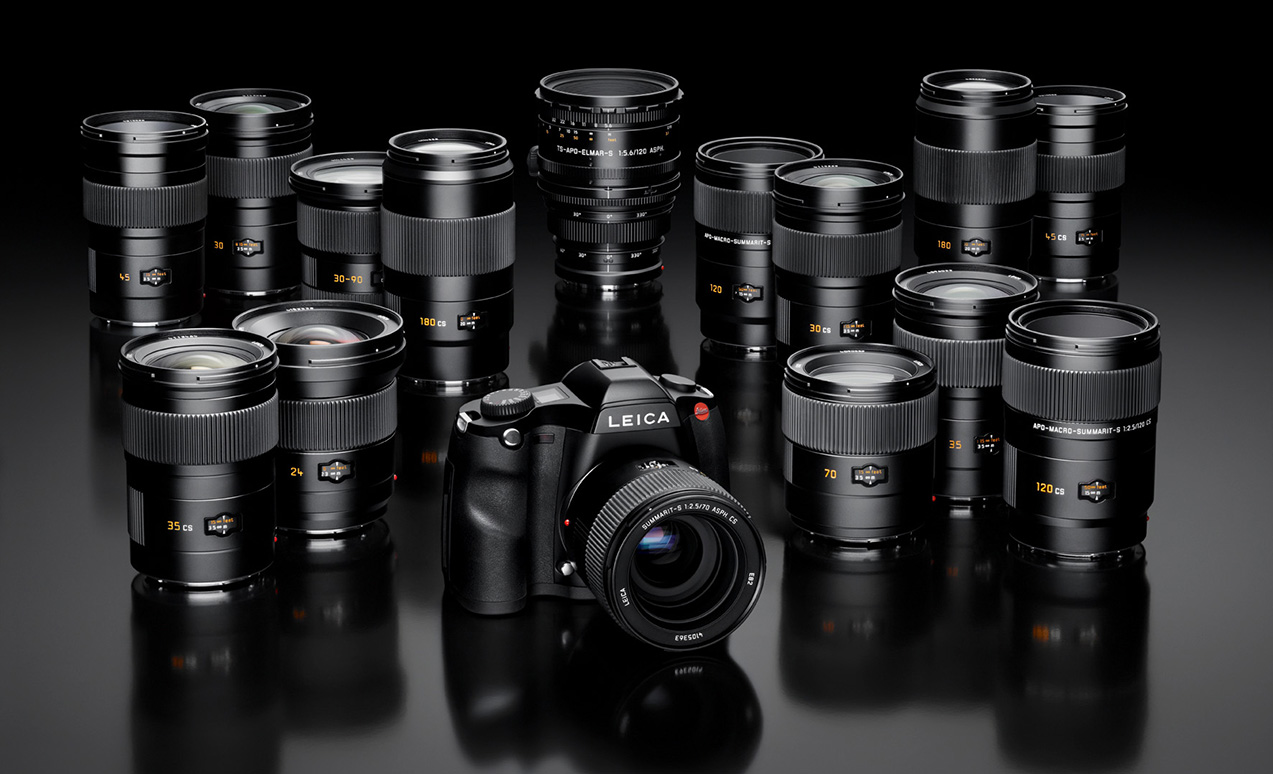 "Leica SL ""Lens System"""