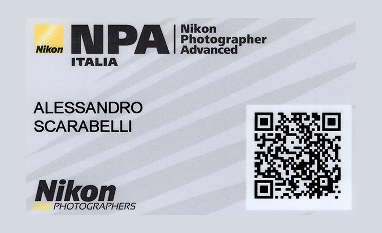 NPA Nikon Photographer Advance