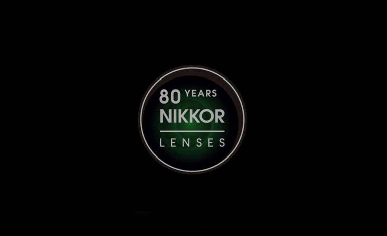 NIKKOR 80th Anniversary