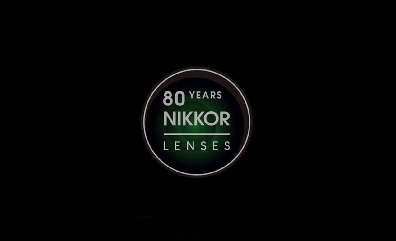 NIKKOR 80th Anniversary