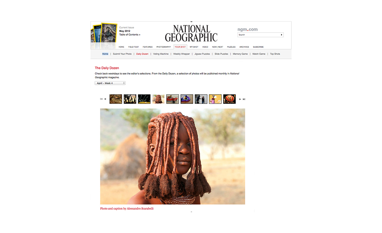 National Geographic Photo of the Week Namibia