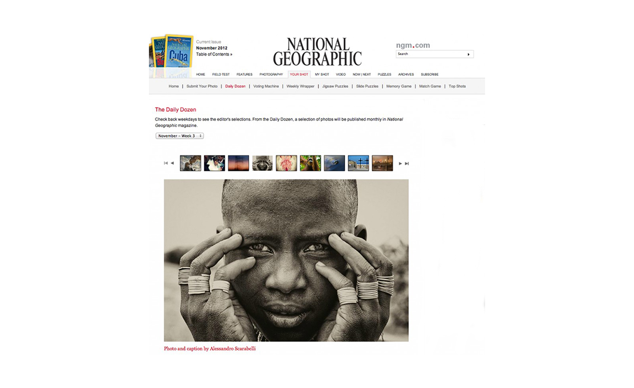 National Geographic Photo of the Week Ethiopia