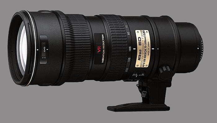 AF-S Nikkor 70-200mm f/2.8ED IF VR G