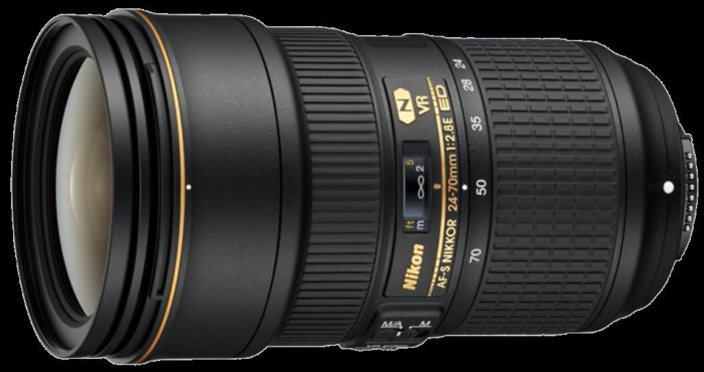 Nikon AF-S Nikkor 24-70mm. f/2.8 G ED